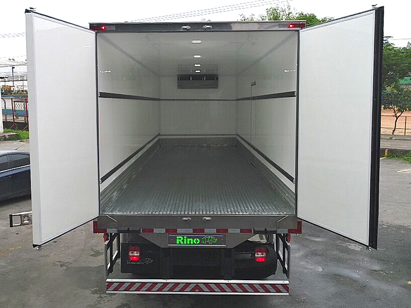 Baú Frigorífico Truck