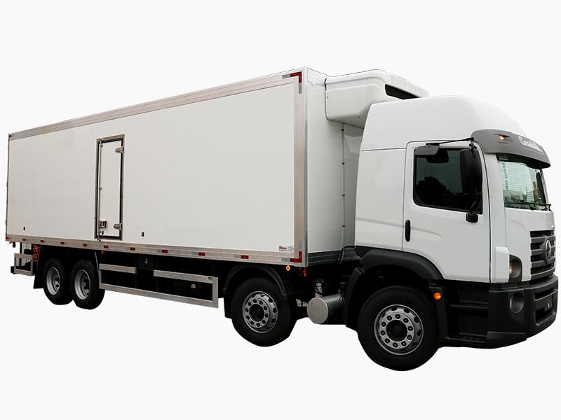 Baú Refrigerado Truck